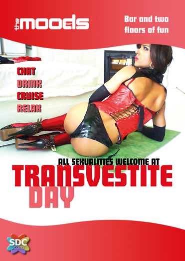 Transvestite day (  and lovers  ) 12:00-01:00 aanvang